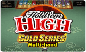 Hold'em High Multi-Hand