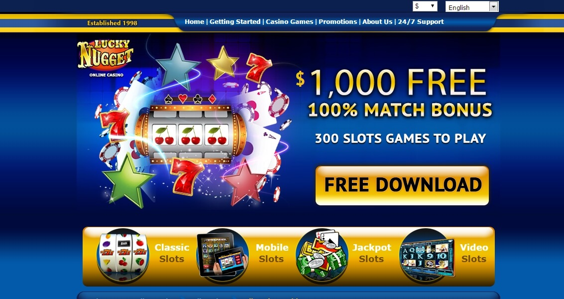 Lucky nugget casino free slots high 5 casino facebook free credits