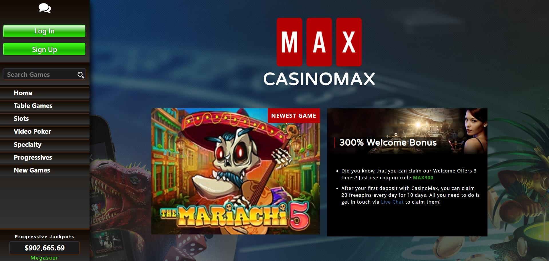 CasinoMax Casino
