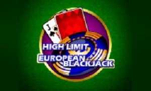 HighLimitEuropeanBlackJack