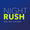 NightRush logo e