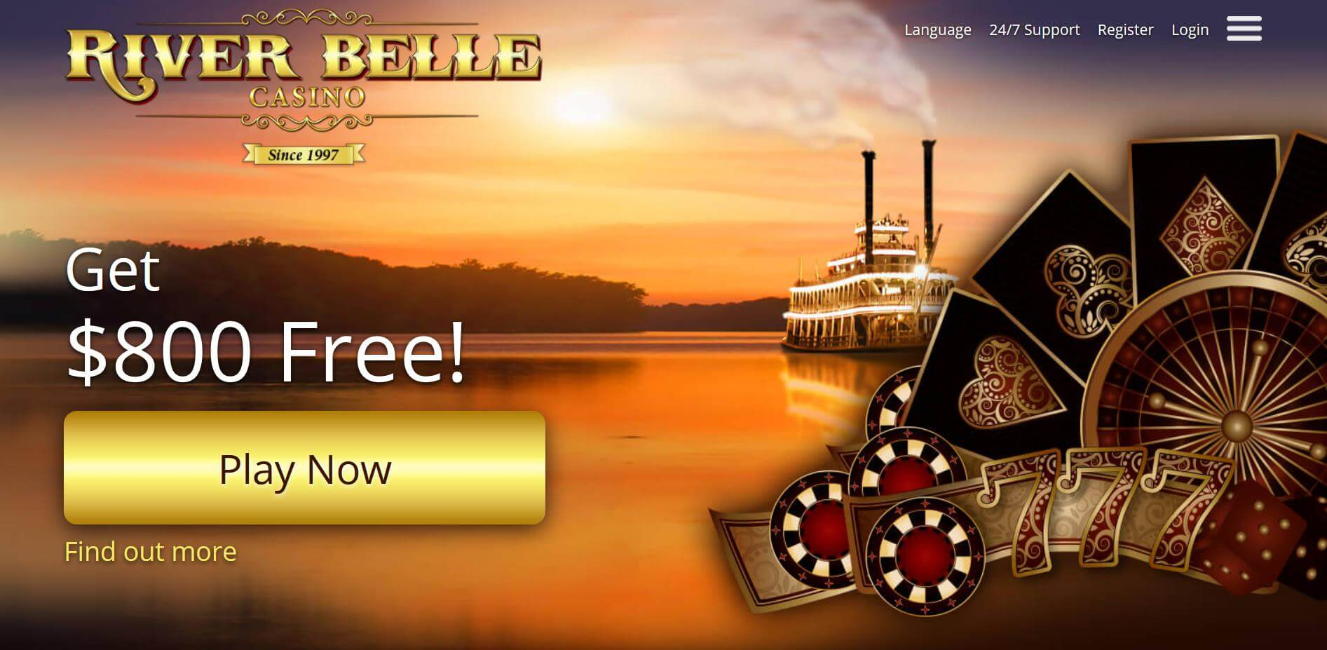 Riverbelle Casino