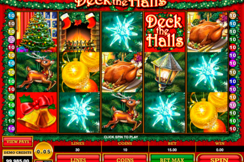 deck the halls microgaming