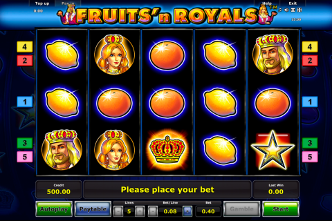 Relax with the No Download Fruit Boxes Slots