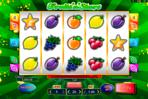 Play More Fresh Fruits Slots With No Download