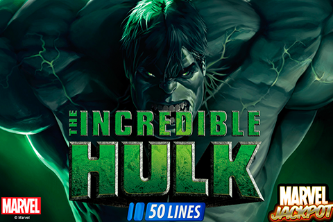 logo incredible hulk playtech