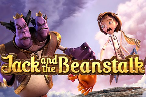 logo jack and the beanstalk netent