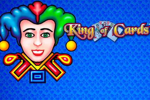 logo king of cards novomatic