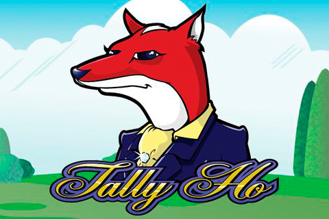 logo tally ho microgaming