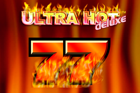 logo ultra hot delue novomatic