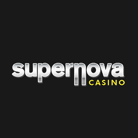 supernova casino logo
