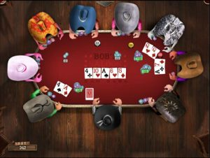 Party poker cash games
