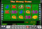 the money game novomatic